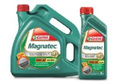 Castrol 10W/40 Magnatec oil available in 1 Litre & 4 Litre
